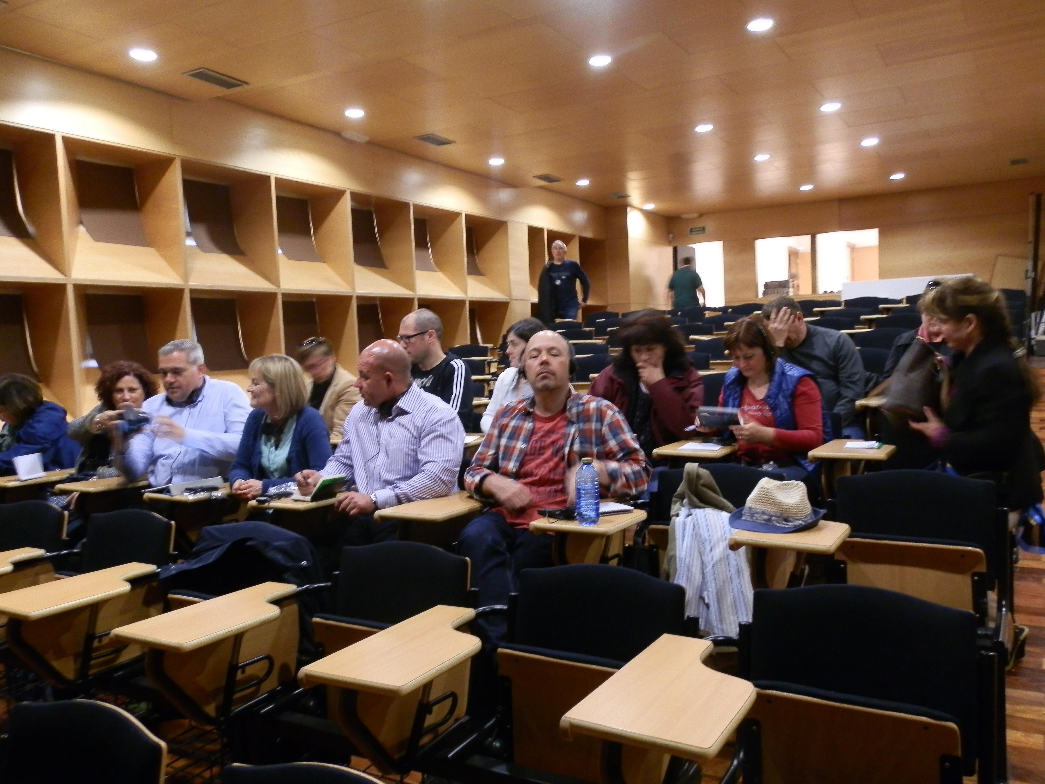 Relatorio en Ferrol