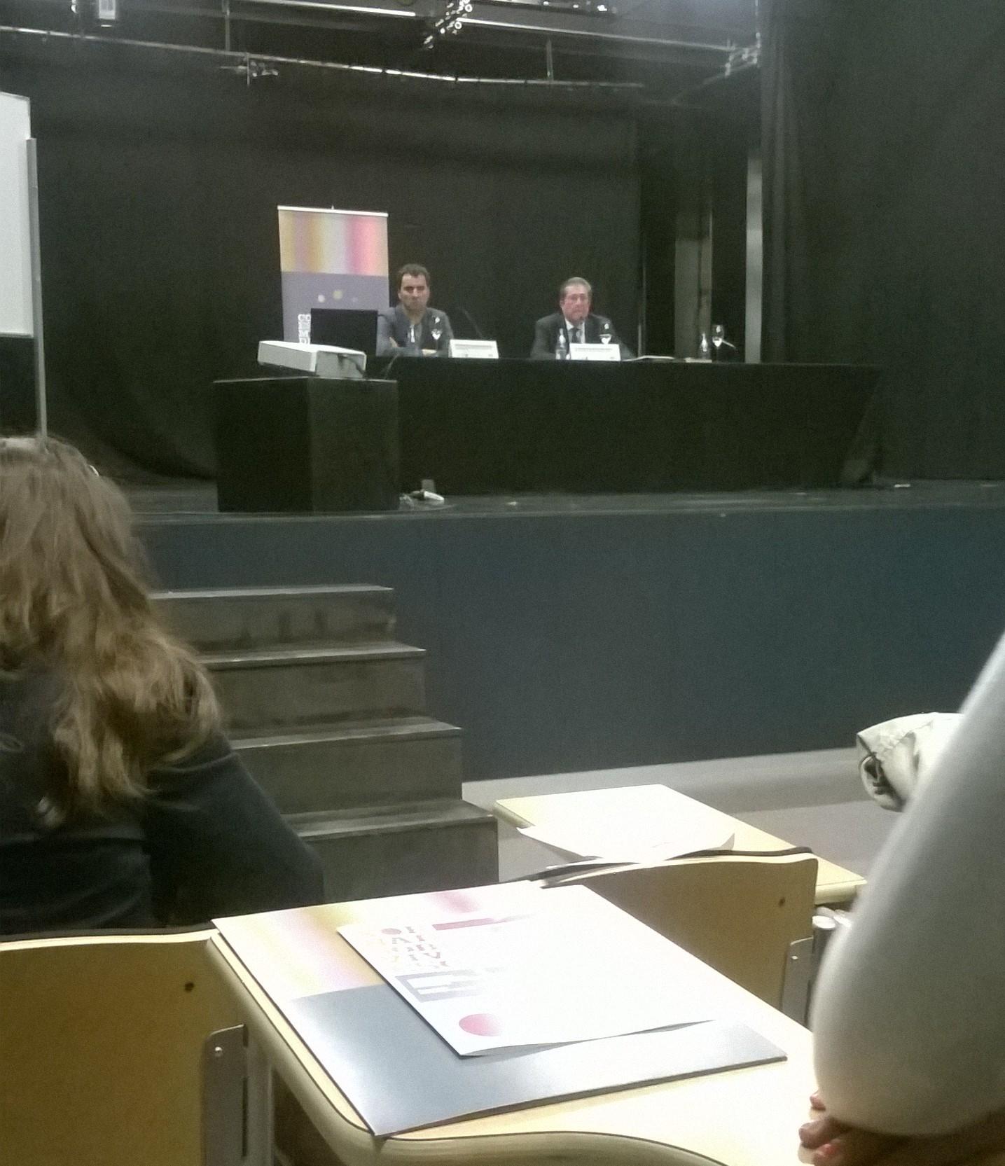 Mayor Zaragoza en Vigo