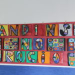 Mural de Kandinski - CPI O Rocío