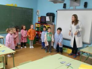 CPI O Toural- Educación Infantil